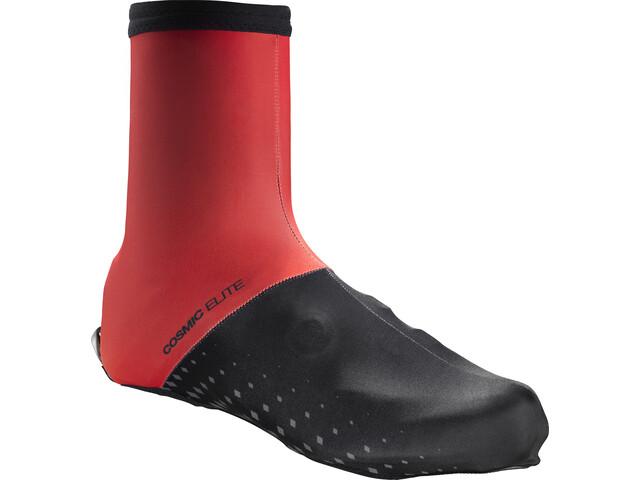 Mavic Cosmic Elite Skoöverdrag röd/svart